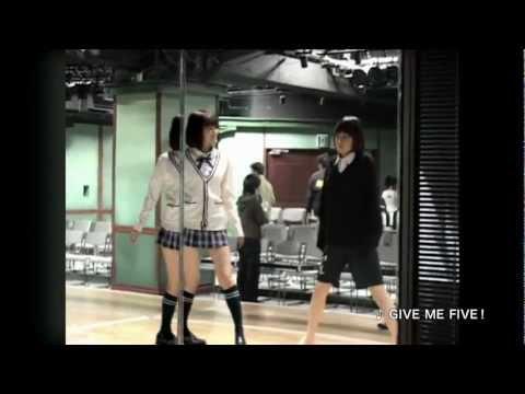 AKB48 前田敦子 CM NTT docomo 6年前の私(応援)篇 30s
