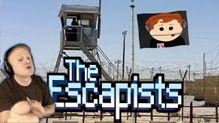 3 FENCES TO FREEDOM - CAMP TASTE | ( CUSTOM MAP ) | THE ESCAPISTS #33