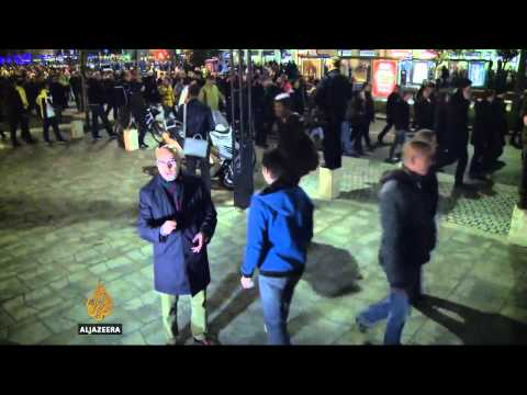 Protests held in Hungary against Internet tax
