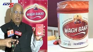 'Wagh Bakri Gold' New Brand Launched by MD Rasesh Desai, Hyderabad