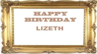 Lizeth   Birthday Postcards & Postales - Happy Birthday