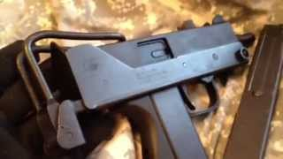 MAC 11 (RPB industries M11A1)close look