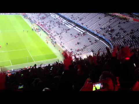 Bayern atlético final allianz arena
