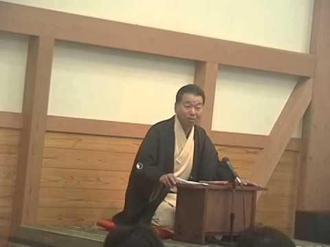 2013年12月 旭堂南海講談「黒田官兵衛」