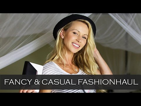 Fancy and Casual Fashion Haul
