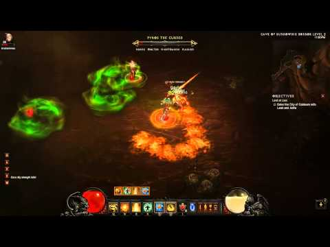 D3 Monk Inferno 1.0.3 | Dual Wield Attack Speed Build | Gain 30% IAS INSTANTLY