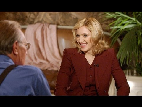 Madonna Talks &quot;Madonna&quot; &amp; Hates the Press