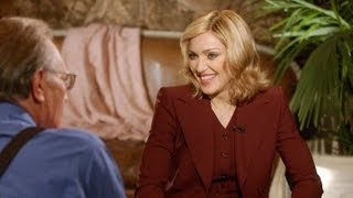 "Madonna Video - Madonna Talks ""Madonna"" & Hates the Press"