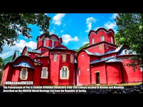 Serbian cultural heritage - #NokosovoUNESCO