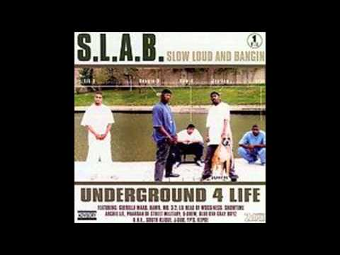 Slab - Keep It Gangsta