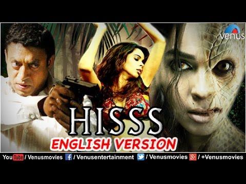 Hisss English Version Mallika Sherawat Movies Irrfan Khan