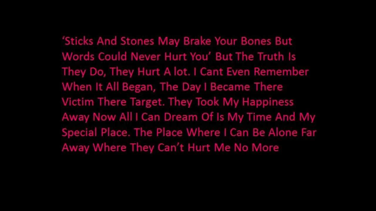 STARBREAKER - BREAK MY BONES LYRICS