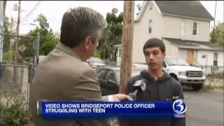 Bridgeport teen in YouTube video at center of police brutality complaint