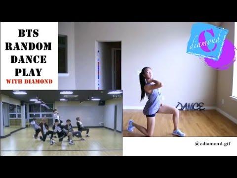 BTS SPECIAL_Random Dance Play Challenge with Diamond ♬
