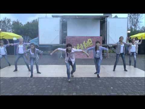 уличные танцы ( открытие)