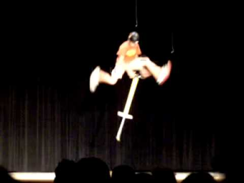 Mike's Pogo Talent Show