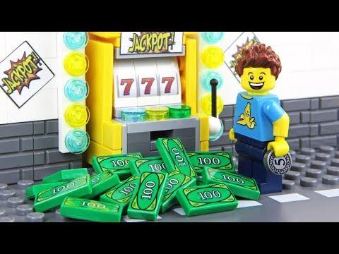 Lego Jackpot Fail - Unlucky Lego Man