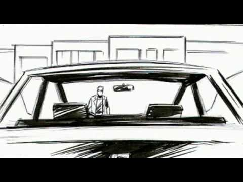 Storyboard Animatic Terminator The Sarah Connor Chronicles