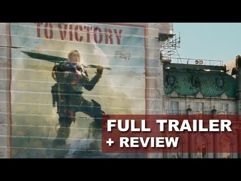 Edge of Tomorrow Trailer + Trailer Review : HD PLUS
