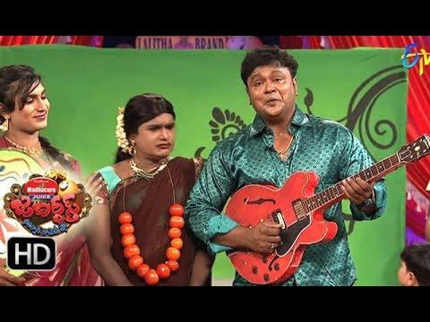 abardasth Telugu Comedy Show ,31st august 2017,Bullet Basker performance- ETV Telugu
