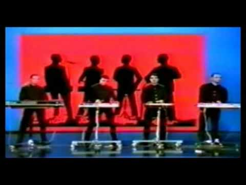 Kraftwerk - Das Model Music Videos
