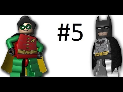 [PS2] LEGO Batman: The Videogame Прохождение #5