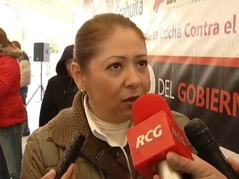 Se reanudan las obras en la Ciudad Deportiva de Saltillo. Esther Monsivaís.