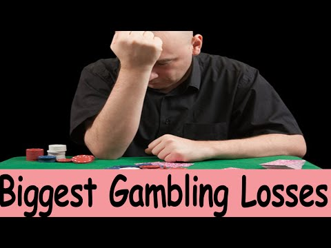 5 of the Biggest Gambling Losses of All Time