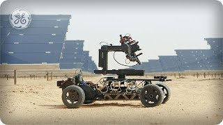 Dubai: The Solar Tipping Point - DRONEWEEK - GE