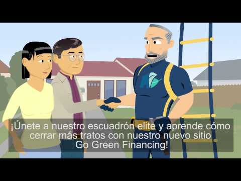 Character Animation: Energy Upgrade California - Contractor Training Recruitment (Spanish Subtitles)