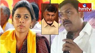 Chandrababu Calls AV Subba Reddy and Bhuma Akhila Priya Over Their Issue | Amaravati | hmtv