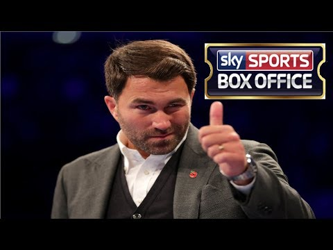 BOXING FANS COULD SEE RECORD NUMBER OF PPV's THIS YEAR 2019!!
