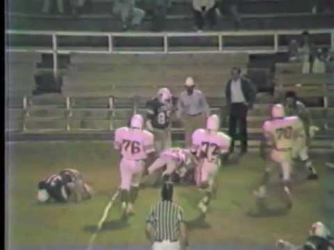 1988 SJA Football - St. Joseph Academy at Victoria St. Joseph