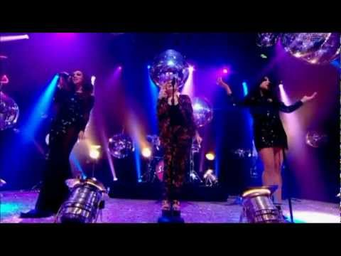 Stooshe - Black Heart (Live New Year&#039;s Eve Top of the Pops)