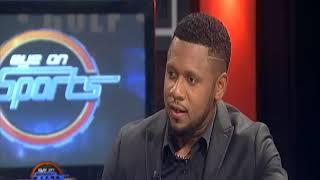 Richard Frog Holmes (TVJ Eye On Sports) - July 19 2018