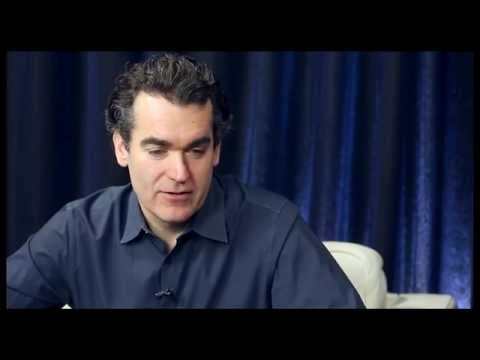Show People with Paul Wontorek Interview: Brian d'Arcy James of SOMETHING ROTTEN!, SHREK & More!