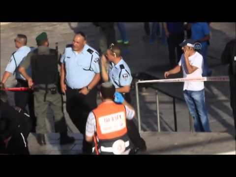 Israeli police shot dead a Palestinian in East Jerusalem