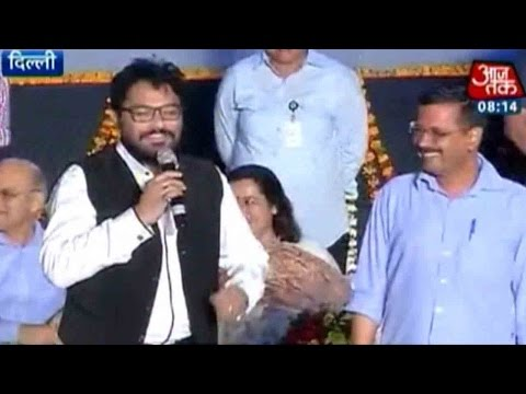 Exclusive:  Babul Supriyo Sings 'Hum Tum' For Arvind Kejriwal
