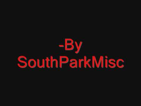 Misc Cartoons - South Park - The Hybrid Song