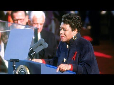 Maya Angelou's Inaugural Poem (1993)