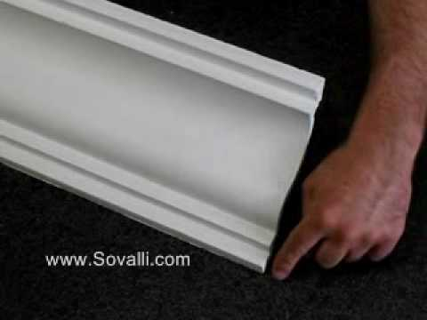 HPCV006 Sovalli Decorative Plaster Coving