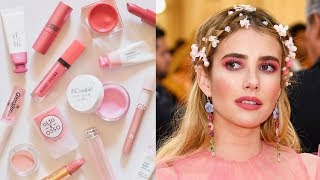 Pink Colour Mood | Met Gala Inspired Makeup Products