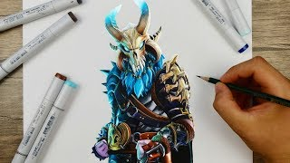 FORTNITE Drawing RAGNAROK