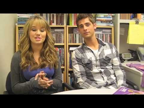 Exclusive: Debby Ryan And Jean-luc Talk About 16 Wishes! video