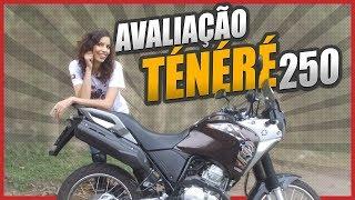 TÉNÉRÉ 250 - AVALIAÇÃO | Mulheres de Moto