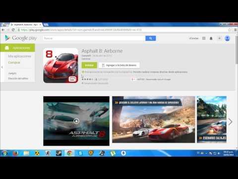 Como Descargar Juegos De La Pc A Celular[Android] 2014