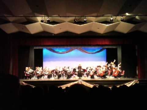 Cranston High School West Orchestra - Concerto Grosso in G Minor * Christmas Concerto A. Correlli