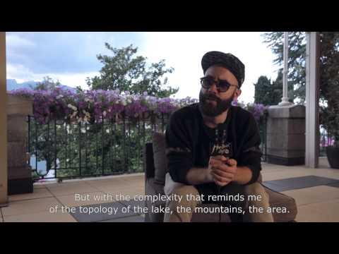 Yoann Lemoine (Woodkid) - Montreux Jazz Festival