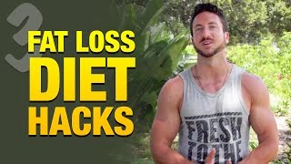 Quick Weight Loss Tips: 3 Easy Fat Loss Diet Hacks From A Fitness Model
