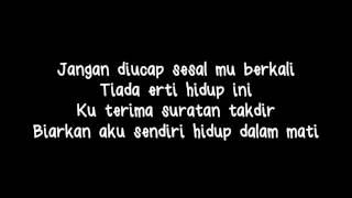 Download Lagu Syamel - Hidup Dalam Mati ( Lirik ) Gratis STAFABAND